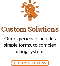 Solutions Tailored to your Needs