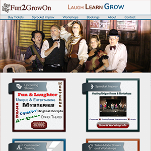 Fun 2 Grow On Web Design